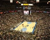 Pepsi Center basketball