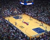 Philips Arena basketball