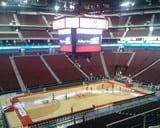 Pinnacle Bank Arena basketball
