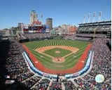 Progressive Field baseball