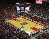 PNC Arena basketball