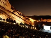 Red Rocks Amphitheatre concert