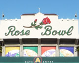 Rose Bowl Stadium concert