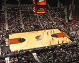 Moda Center (Rose Garden) basketball