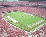 Sanford Stadium football