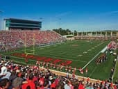 Scheumann Stadium football
