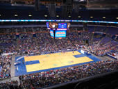 Scottrade Center basketball