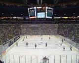 Scottrade Center hockey