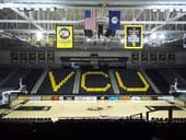 Siegel Center basketball