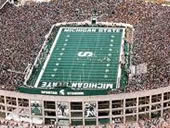 Spartan Stadium football