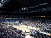 Spokane Arena basketball