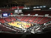 Stegeman Coliseum basketball