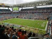 Hard Rock Stadium football