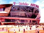 T-Mobile Arena concert