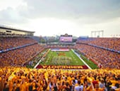 TCF Bank Stadium football