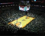 Spectrum Center (Time Warner Cable Arena) basketball