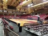 Times Union Center basketball