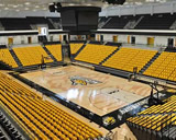 SECU Arena basketball