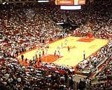 Toyota Center basketball