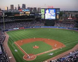 Turner Field baseball