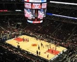 United Center basketball