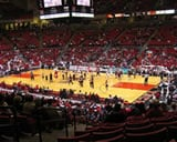 United Supermarkets Arena basketball