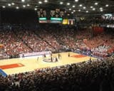 University of Dayton Arena basketball