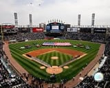 U.S. Cellular Field baseball