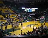 USF Sun Dome basketball