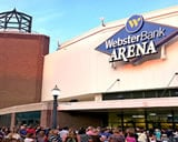 Webster Bank Arena concert