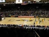 Williams Arena basketball
