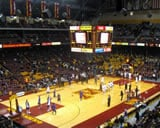Williams Arena (Minnesota) basketball