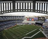 Yankee Stadium football