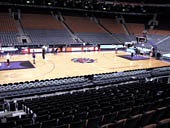 Toronto Raptors Seat View for Scotiabank Arena Section 109