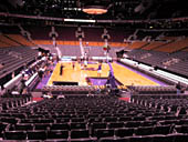 Toronto Raptors Seat View for Scotiabank Arena Section 114