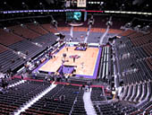 Toronto Raptors Seat View for Scotiabank Arena Section 314