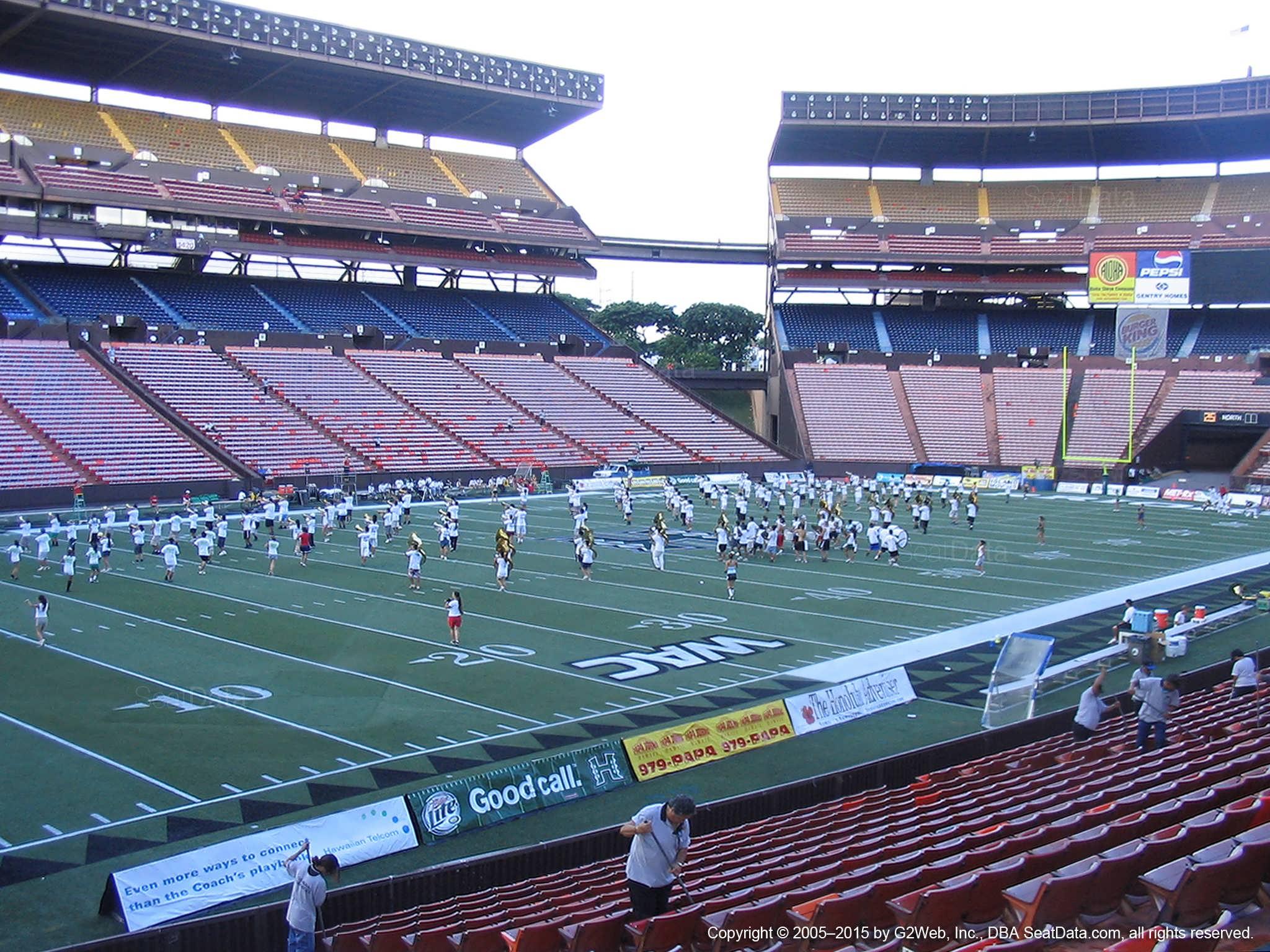 Aloha Stadium Orange Ff