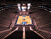 Dallas Mavericks Seat View for American Airlines Center Section 301