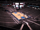 Dallas Mavericks Seat View for American Airlines Center Section 304