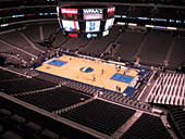 Dallas Mavericks Seat View for American Airlines Center Section 307