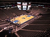 Dallas Mavericks Seat View for American Airlines Center Section 314