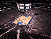 Dallas Mavericks Seat View for American Airlines Center Section 316