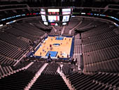 Dallas Mavericks Seat View for American Airlines Center Section 317