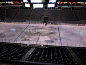 Dallas Stars Seat View for American Airlines Center Section 208