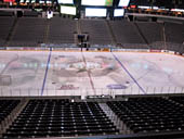 Dallas Stars Seat View for American Airlines Center Section 209