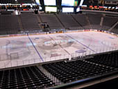 Dallas Stars Seat View for American Airlines Center Section 210