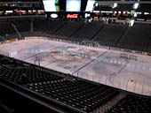 Dallas Stars Seat View for American Airlines Center Section 215