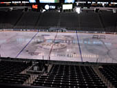 Dallas Stars Seat View for American Airlines Center Section 217