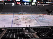 Dallas Stars Seat View for American Airlines Center Section 218