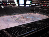 Dallas Stars Seat View for American Airlines Center Section 220